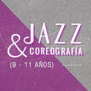Jazz y Coreografía (9-11 años)