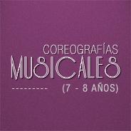 Coreografías Musicales (7-8 años)