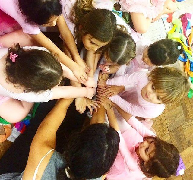Iniciación a la Danza (3-5 años)